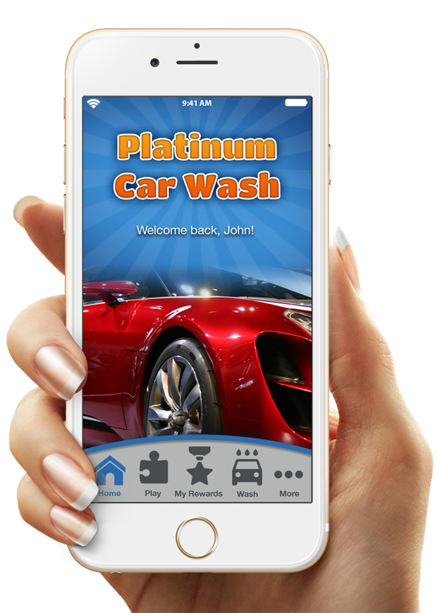 Car Wash Mobile Apps And Websites Ultimate Car Wash Marketing And